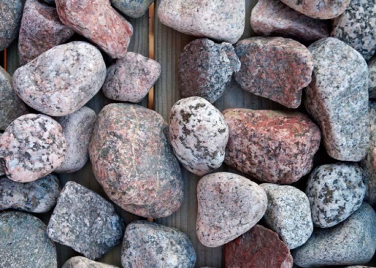koura-auto kivet